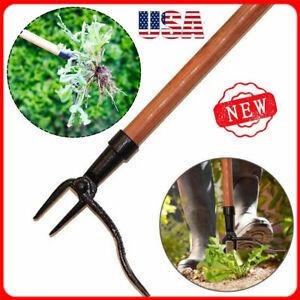 The Original Stand Up Weed Puller Tool USA QF