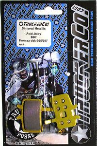 TruckerCo Sintered Disc Brake Pads AVID Juicy Seven 7 5 3 3.5 BBDB BB7 sm1
