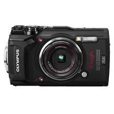 Camara digital Olympus Tg-5 negra 12MP