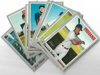 2019 Topps Heritage baseball U pick From List Short Print #401-500 Free Ship 10+