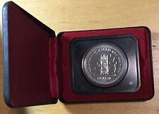 Canada 1977 Silver Dollar, KM-118, Specimen, Queen Elizabeth II Jubilee (Box5)