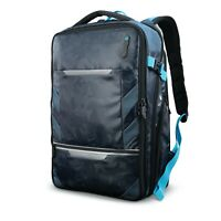 """Samsonite REMAGG Shieldpack - Gamer Backpack 15.6"""" Laptop - Charge Blue"""