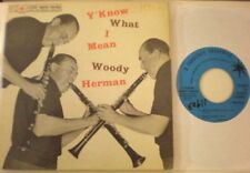 SESAC EP Woody Herman Paul Gonsalves SESAC 74