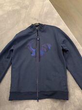 Rossignol Sweat Jacket, Casual Wear, Navy,Size 54, Didnt Wear