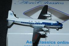 AEROCLASSICS Douglas DC-4 JAL EL AL 4X-ADC