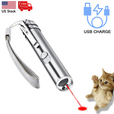 Dog/Cat Laser Pointer (3 in 1 Red Laser Pointer), Interactive Pets Training Tool