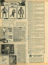 1977 ADVERT Toy Pulsar The Ultimate Man Mighty Max Stretch Armstrong Monster