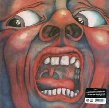 LP KING CRIMSON IN THE COURT OF THE CRIMSON KING ( vinile )