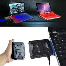 Mini USB Air Extracting Cooling Fan External CPU Cooler for Laptop Notebook PC