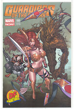 Guardians of the Galaxy #5 - Dynamic Forces Mike Deodato Variant - 3000 Copies!