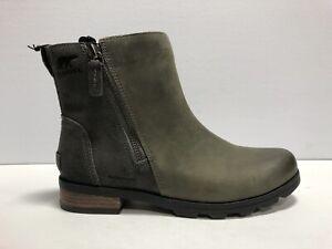 Sorel Emelie Zip Bootie Waterproof Boot Womens Size 7.5 M
