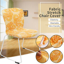 Banquet Dining Chair Computer Seat Cover Office Removable Slipcover Washable |