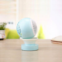 Mini USB Fan Portable LED Fan Air Cooler Misting Humidifier