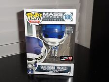 FUNKO POP! GAMES MASS EFFECT ANDROMEDA SARA RYDER (MASKED) GAMESTOP EXCLUSIVE