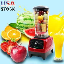 2L 2200W Heavy Commercial Blender Mixer Juicer Food Processor Fruit Blender Usa