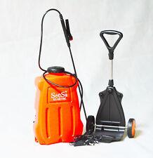 Gartenspritze Drucksprüher 12 V elektrisch Unkrautspritze Sprayer Zäune Moosfrei