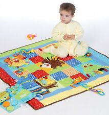 McCalls Baby & Toddlers Sewing Pattern 7104 Play Quilt & Mats (McCall...