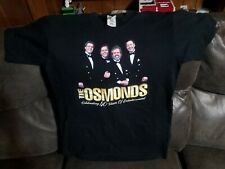 The Osmonds Celebrating 40 Years Of Entertainment Medium Shirt Donny And Marie
