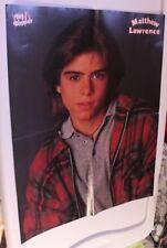 Matthew Lawrence Rider Strong Boy Meets World Poster Pinup Teen