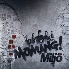 MILJÖ - MOMANG!  CD  DEUTSCH-POP / SCHLAGER  NEU