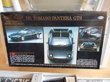 Modelkit Marui De Tomaso Pantera GTS on 1:24 in Box