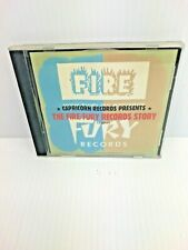 Capricorn Records Presents The Fire, The Fury Records Story Promo CD Various R&B