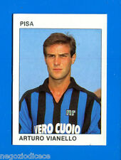 CALCIO FLASH '84 Lampo - Figurina-Sticker n. 195 - A. VIANELLO - PISA -New