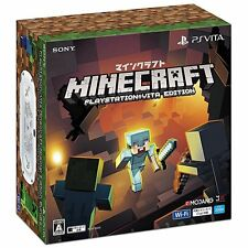 PlayStation Vita Minecraft Special Edition Bundle Japan version