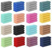 Luxus FROTTEE Handtücher 500g Kosmetik Friseur Strandtuch Fußtuch 100% Baumwolle