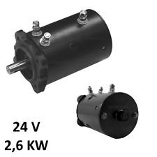 24v FUNE verricelli Winch motore per Ramsey Prestolite Ametek mmd4001 458002 46-3523