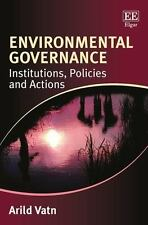 Environmental Governance: Institutions, Policies and Actions, , Arild Vatn, Exce
