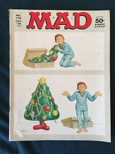MAD Magazine Issue #172, January 1975.
