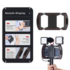 Ulanzi U-Rig Smartphone Wireless Charging Handheld Vlogging Cage w/Cold Shoe