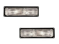 PAIR (Left & Right) Turn Signals Fits 1994-1998 Chevy & GMC Pickup