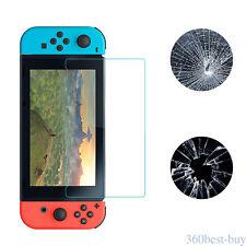 Pellicola in Vetro Temperato Curvo per Nintendo Switch 2017 Proteggi Schermo