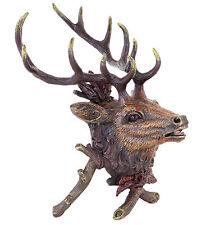 Wiener bronce Hirsch-rothirsch-animal personaje caza personaje bronce personaje Vienne, bronce