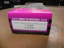 Parma Turbo Qualifier Controller 2 Ohm