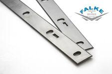 Zipper ZI-HB305 Abricht & Dickenhobel Hobelmesser (12 Stück) 310x22x1,8mm