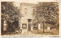 D52/  York Pennsylvania Pa Candy Store RPPC Postcard c1910 Krouse Confectionery