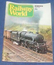 RAILWAY WORLD JUNE 1978 - THE WEST SOMERSET RAILWAY