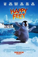 Happy Feet  movie poster - 11 x 17 inches - Penguin poster