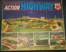 1967 Ideal Motorific Action Highway 88 Track Set Complete