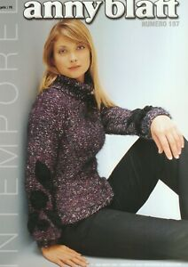 CATALOGUE TRICOT Anny Blatt / N°197 Intemporel ...