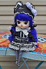 "Dal Angry H.Naoto Hangry 12"" Pullip Doll #F-331"