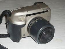 MINOLTA appareil photo film APS vectis S-1 28-56 mm 1:4 (22) -5.6 0.5m/11ft 40.5 mm vintage
