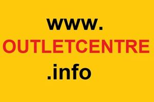 www.OUTLETCENTRE.info top Domain Website Homepage godaddy AuthCode