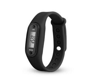 PedUSA Wrist Activity Tracker Pedometer Bracelet Step Calories