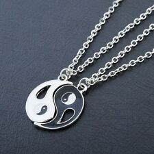 Jewelry Charm Friends Best Gift Pendant Ying Yang Bagua Unisex Necklaces Taiji
