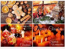 """Nostalgisches Weihnachtskarten-Set (24 St.) """"NOSTALGIE I"""""""