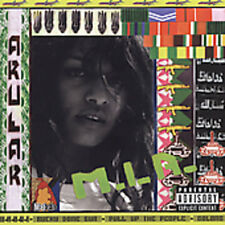 M.I.A. - Arular [New CD] Explicit